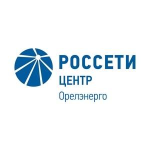 Орловские энергетики помогают тверским коллегам