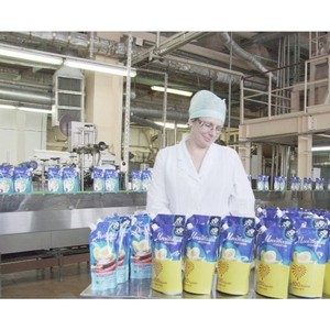 Новосибирский жировой комбинат выпустил юбилейную тонну майонеза