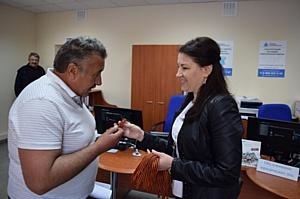 «СмоленскАтомЭнергоСбыт» присоединился к всероссийской акции «Георгиевская ленточка»
