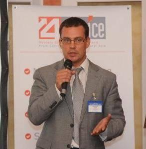 Компания 4Service рассказала о сервисе в украинской рознице на конференции «Торговый Бизнес 2013»