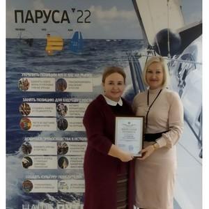 Эффективную работу филиала «Балтика-Новосибирск» отметили грамотой губернатора Новосибирской области