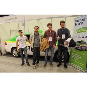 Две транспортные компании на пяти выставках в Экспофоруме