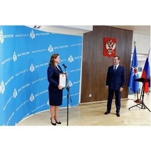 Медведев в День спасателя вручил госнаграды сотрудникам МЧС