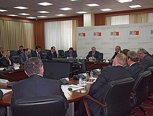 В.Толоконский: неэффективные вузы  должны обновить программу развития
