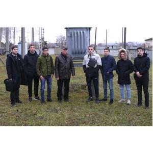 В ульяновском филиале «Россети Волга» провели день открытых дверей