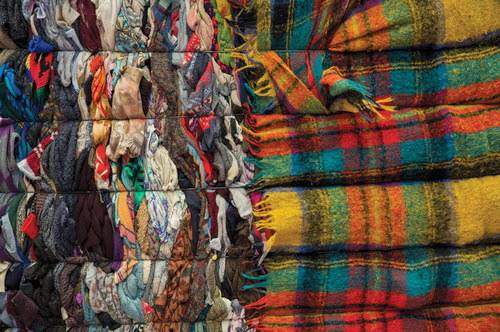 Утилизация и обработка отходов текстиля. Предоставление документов