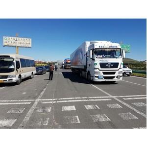 Автопробег «Китай-Монголия-Россия»: экипаж «Руста» уже в Монголии