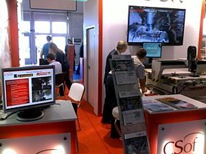 Решения CSoft на Международном авиационно-космическом салоне «МАКС-2013»