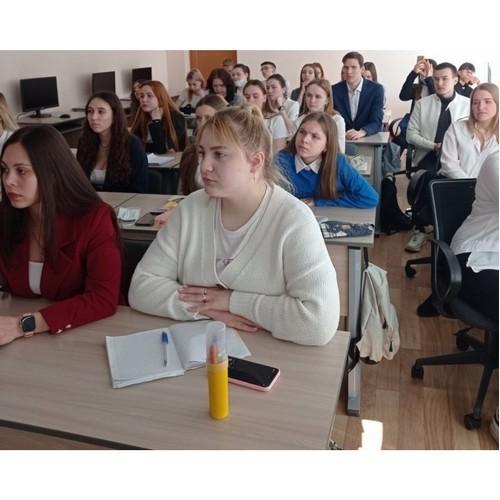 «Балтийский лизинг» провел лекцию для нижегородских студентов