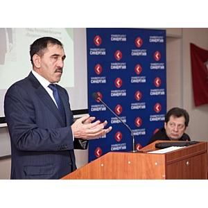 Глава Республики Ингушетия: «У России прекрасное будущее!»