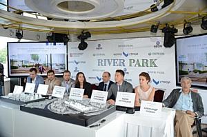 «Ривер Парк» - новый проект комфорт-класса на берегу Москвы-реки