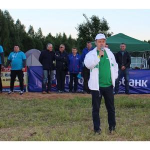 Филиал «Балтика-Ярославль» поддержал XIV Всероссийский туристический слет предпринимателей