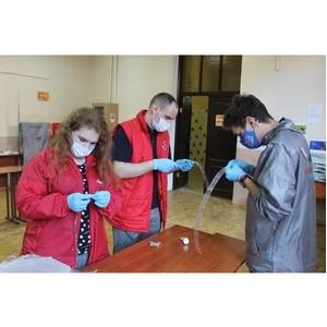 Воронежские волонтеры сделали более 2 тыс. защитных щитков для медиков