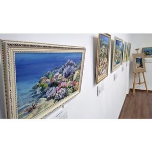 Выставка «Подводное путешествие» продлена до конца мая