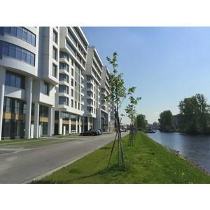 Коммерческие помещения «Леонтьевского Мыса»: в июле выгоднее на  8%