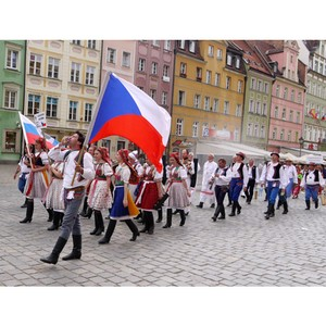 Делегация славянской молодежи «Нового поколения» примет участие во Всеславянском съезде