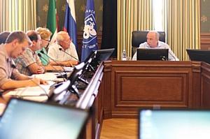 Ректор КФУ Ильшат Гафуров провел совещание по подготовке Международной олимпиады по информатике