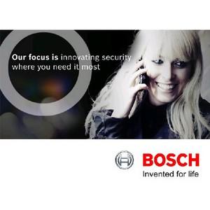 EET Europarts добавляет продукты Bosch в свой портфель средств видеонаблюдения и безопасности