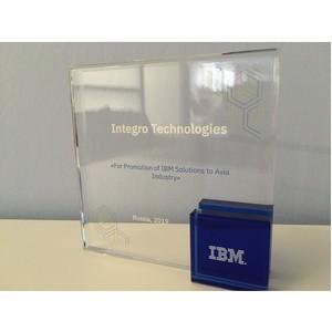 Integro Technologies признан партнером IBM #1 в области ИТ для авиации