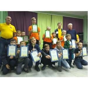 Команды Рязаньэнерго стали призерами областного туристического слета