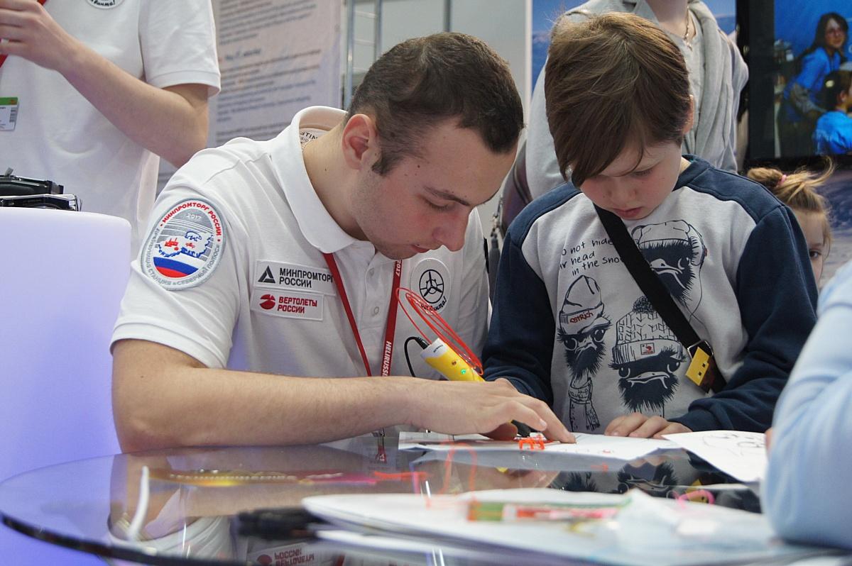 Участники фестиваля «От винта!» представят свои изобретения на экспозиции HeliRussia-2018