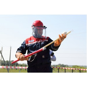Электромонтер «Пензаэнерго» победил в областном конкурсе «Лучший по профессии»