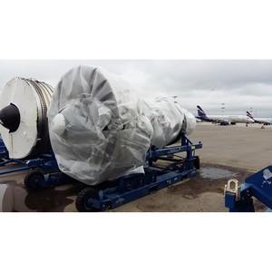 Карго-Экспресс, член альянса ACEX, отправили двигатели Боинг на ремонт