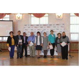 Во Дворце культуры Волчанского механического завода поздравили ветеранов