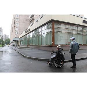 Активисты ОНФ подготовили предложения по улучшению доступной среды в Санкт-Петербурге