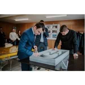 Coldy провел церемонию закладки первого камня Kazakov Grand Loft