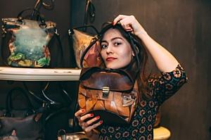 Сумки от бренда Ante Kovac: симбиоз моды и искусства.