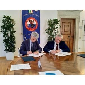 Университет Тренто и УрГЭУ: новые горизонты сотрудничества
