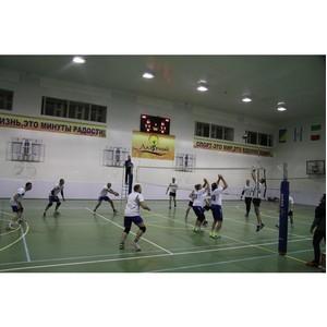Праздник спорта прошел в Нижновэнерго