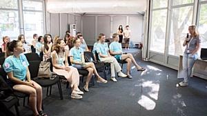 """Самарские журналисты  рассказали о молодежном форуме """"Таврида"""", организованном при поддержке ОНФ"""