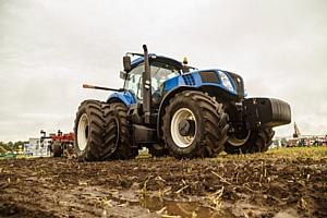 Современные сельскохозяйственные технологии на Всероссийском дне поля
