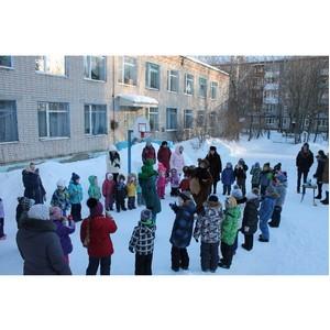 Ивановские активисты ОНФ организовали экологический утренник для воспитанников детского сада
