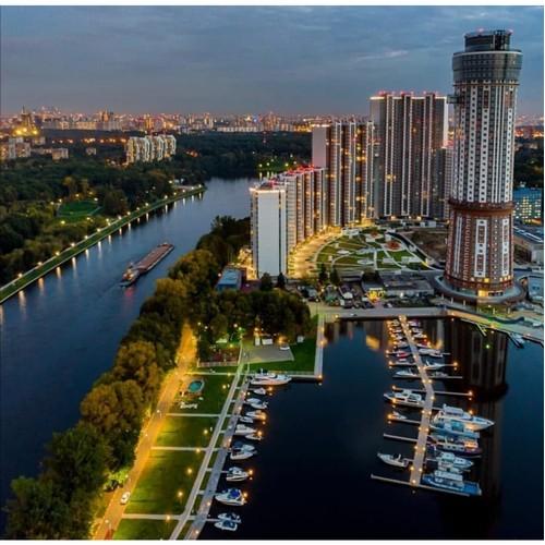 ЖК «Маяк» в Химках – городе с наилучшей транспортной доступностью