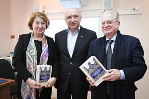 Ильшат Гафуров провел встречу с директором Эрмитажа Михаилом Пиотровским