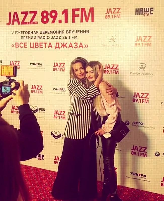 Валерий Сюткин дал интервью модели Наталье Майоровой