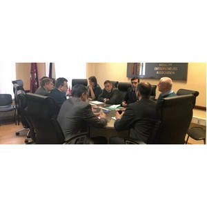 Рабочая встреча руководителей комитетов с представителями Департамента закупочной деятельности ПАО