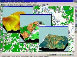 В Орловской области будет создана геоинформационая система мониторинга земель