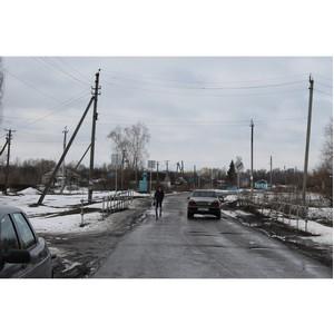 ОНФ добился решения о капитальном ремонте двух дорог в Рождественской Хаве