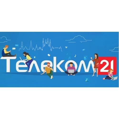 Подключение пригородных поселков к интернету компанией «Телеком 21»