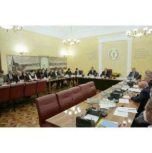 Встреча на Ильинке в ТПП РФ с Олегом Скуфинским