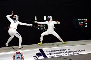 Арзамас приветствует олимпийцев