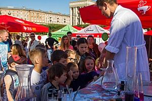 IX Международный фестиваль чая и кофе состоялся в Санкт-Петербурге