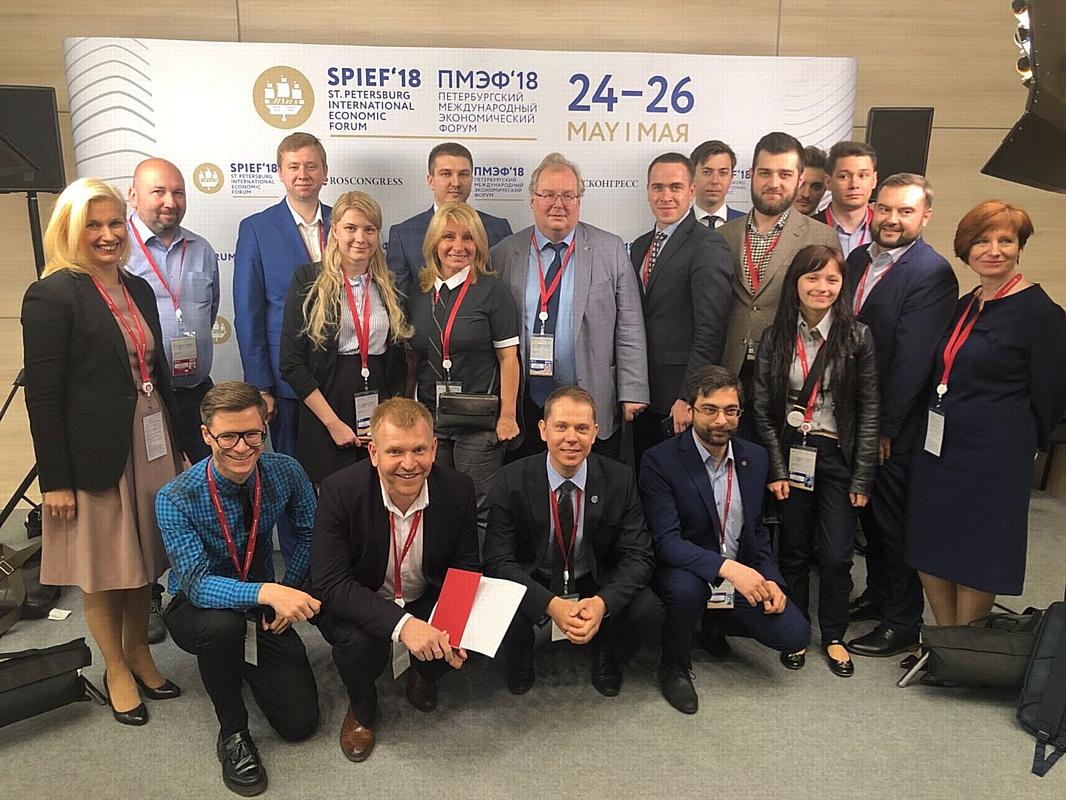 На ПМЭФ-2018 молодые технологические предприниматели продвигают изобретения российских инженеров
