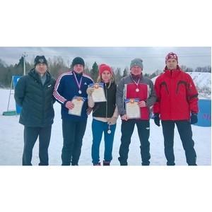 Первые старты и первые победы лыжников Смоленской таможни