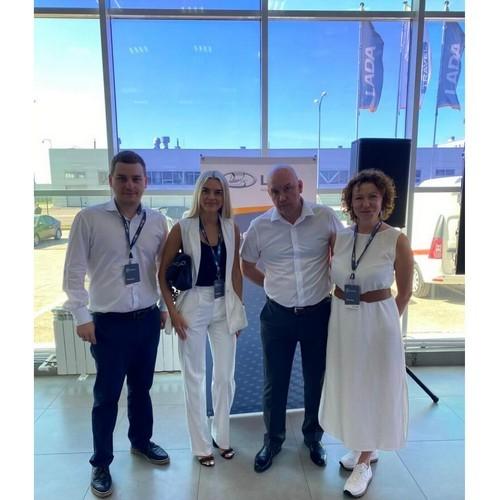 Клиенты «Балтийского лизинга» стали участниками Lada Fleet Road Show