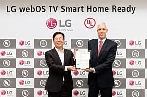 """Телевизоры на базе LG webOS 3.0 получили верификацию UL по совместимости с """"умным домом"""""""